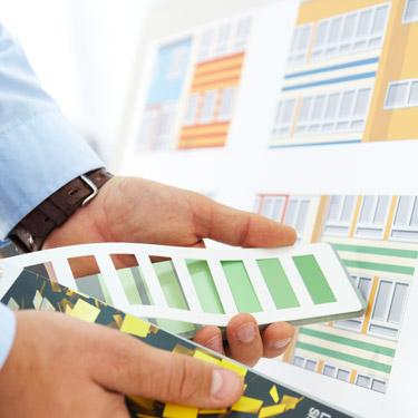 Projektowanie kolorystyczne