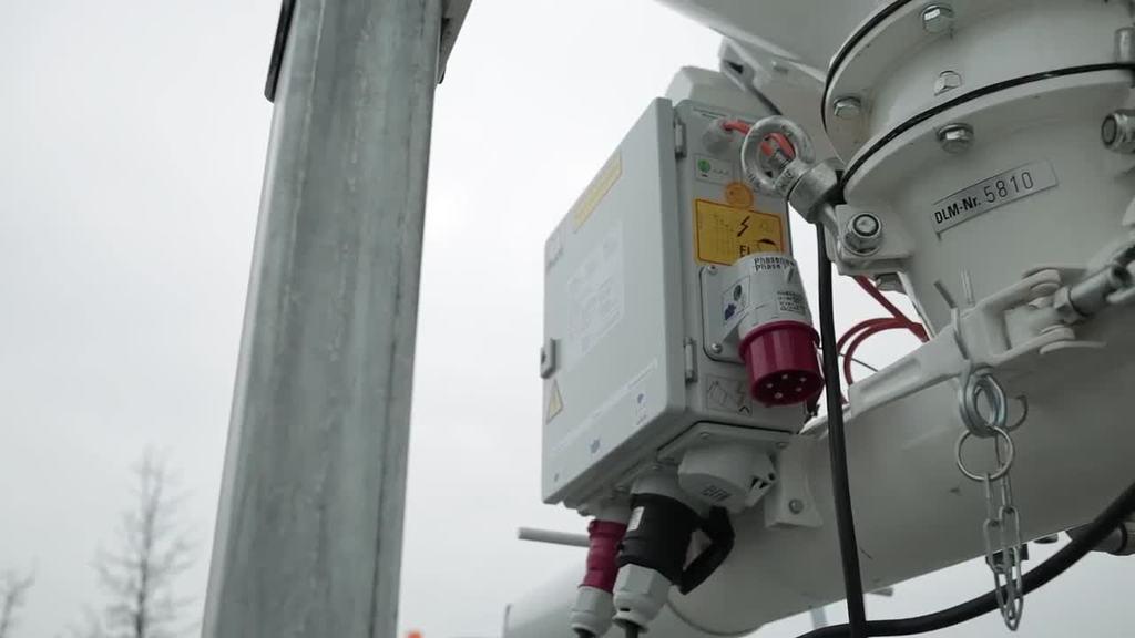 Videoanleitung Funktionsstörungen bei der Inbetriebnahme von Trockensilos, falsche Stromrichtung