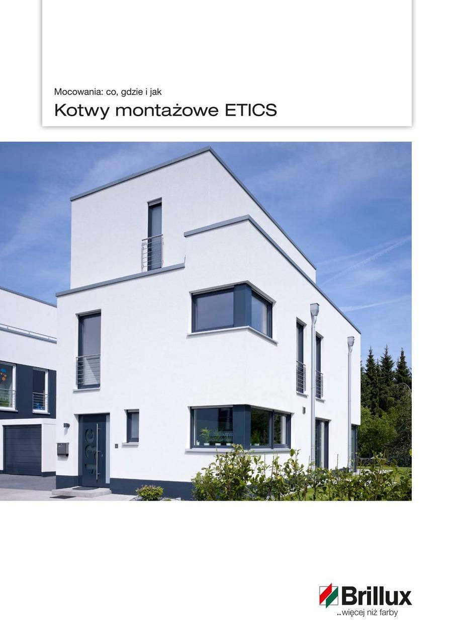 Kotwy montażowe ETICS