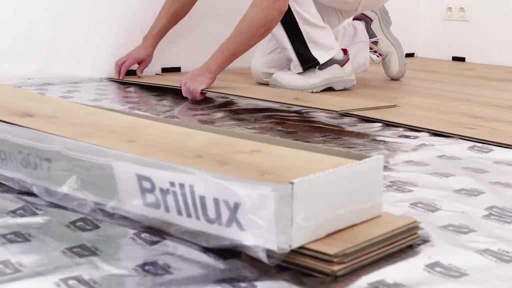 Film montażowy podłóg Timber-Design.