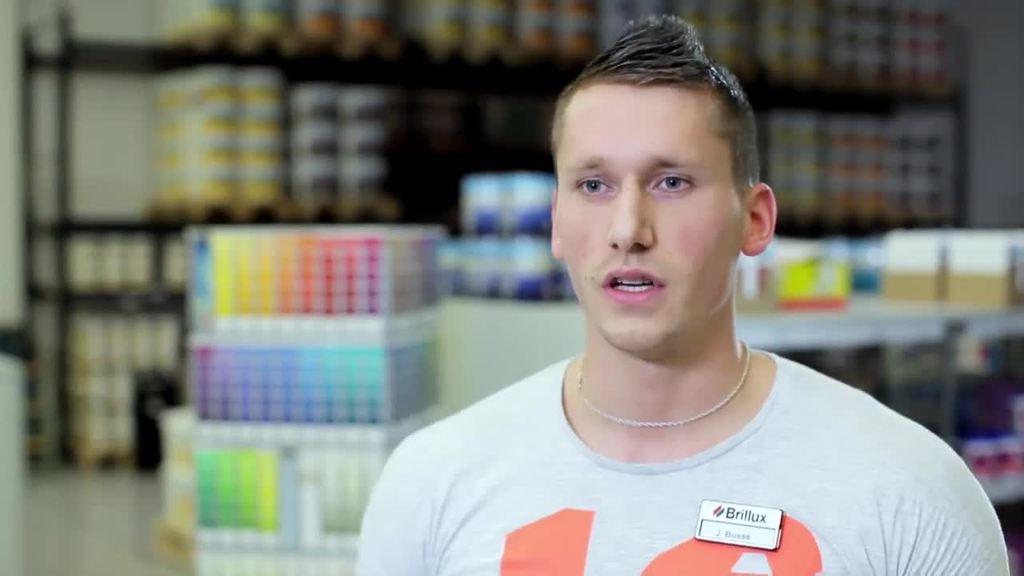 Ausbildung bei Brillux: Kauffrau/-mann im Groß- und Außenhandel