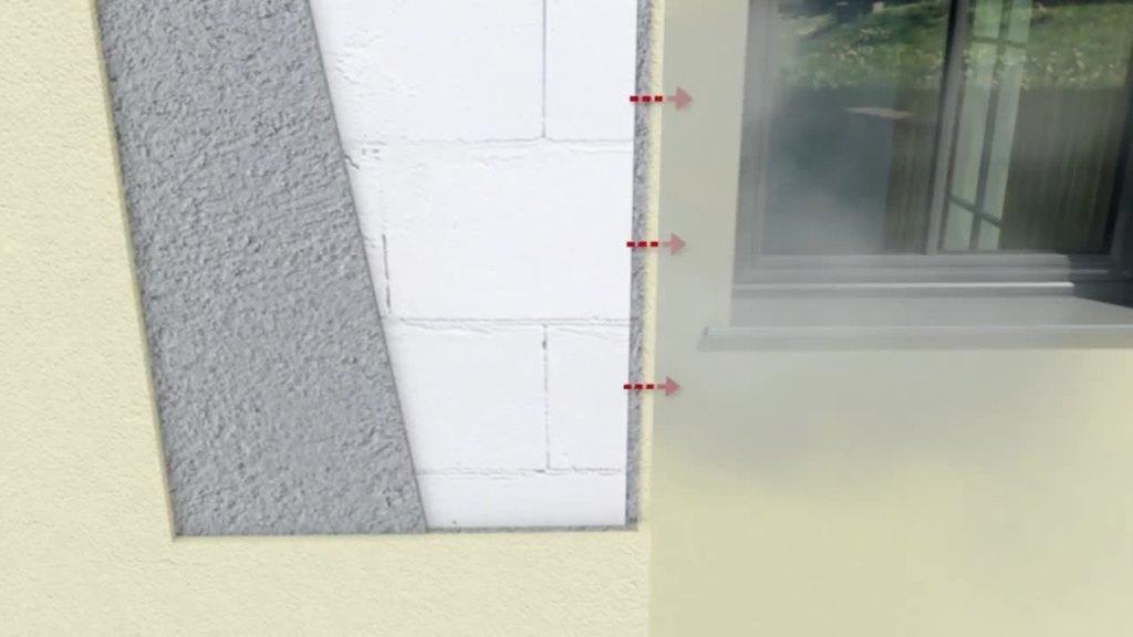 Optimaler Schutz und individuelle Gestaltung - Video zum Thema Fassadenschutz; stellt alle Systeme Organisch bebunden, Silicon und Silikat vor, sowie Protect.