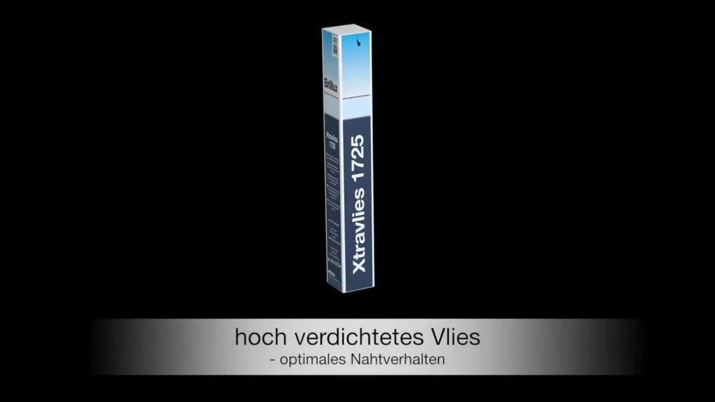 Kurzvideo Xtravlies 1725: Technische Eigenschaften Darstellung der technischen Eigenschaften von Xtravlies 1725 als internes Video.
