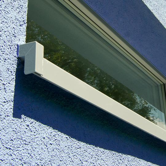 Fensteranschlüsse