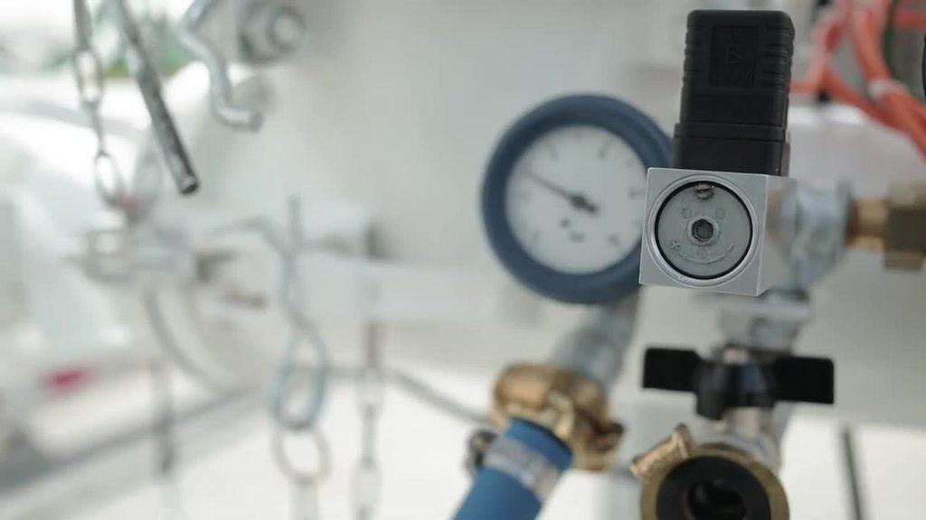 Videoanleitung Probleme mit Wasserdruckschwankungen bei Trockensilos