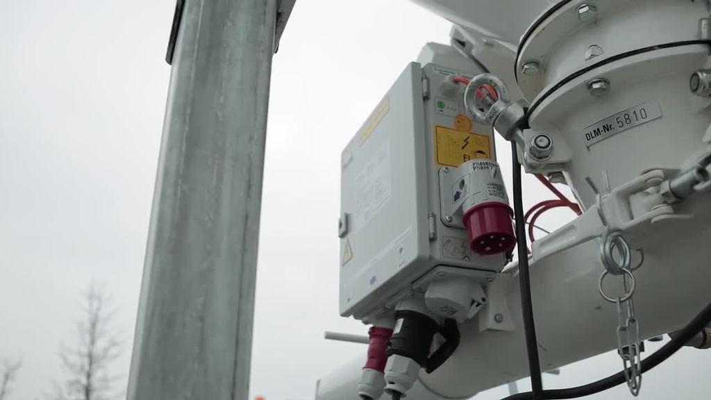 Videoanleitung Probleme mit falscher Stromrichtung bei Trockensilos