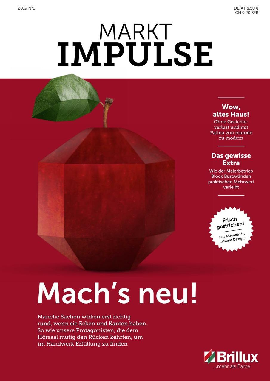 Kunden Magazin 2019/1