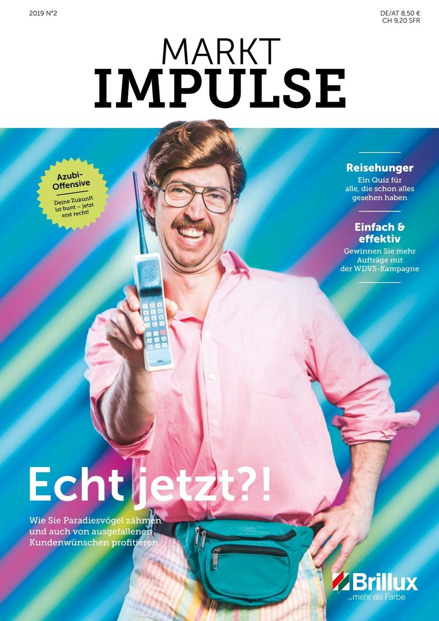 Kunden Magazin 2019/2