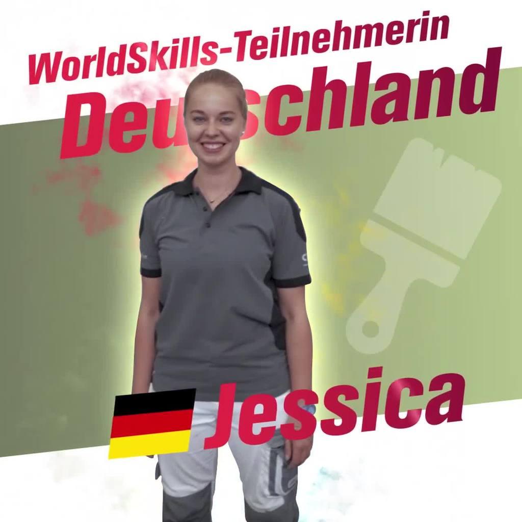 WorldSkills Teaser Jessica | Video auf Instagram