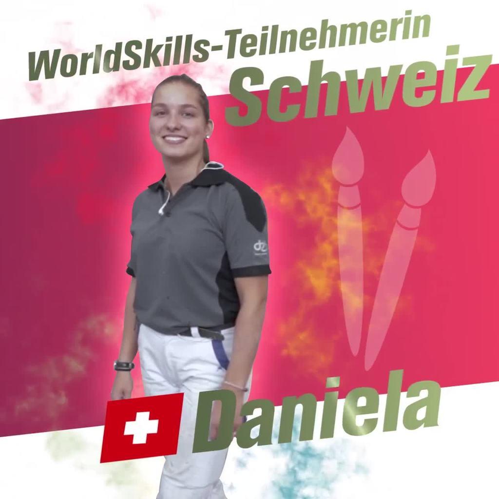 WorldSkills Teaser Daniela | Video auf Instagram
