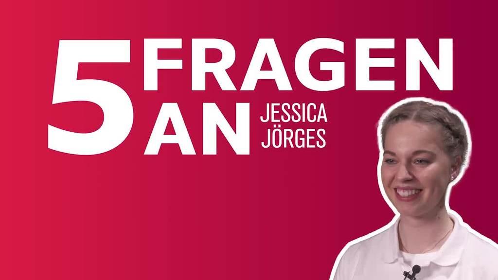 5 Fragen an Jessica Jörges: Ihr Weg ins Malerhandwerk | Video