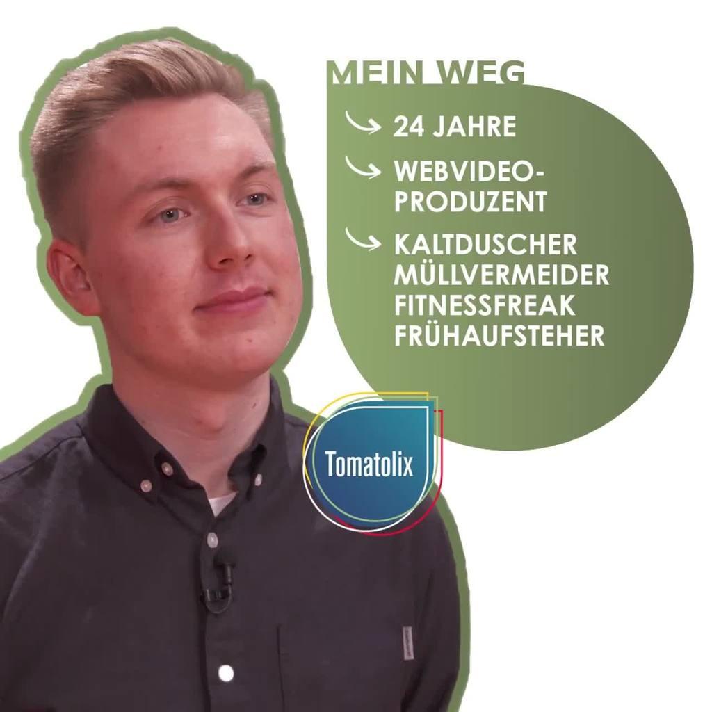 Mein Weg - Tomatolix | Video auf Instagram