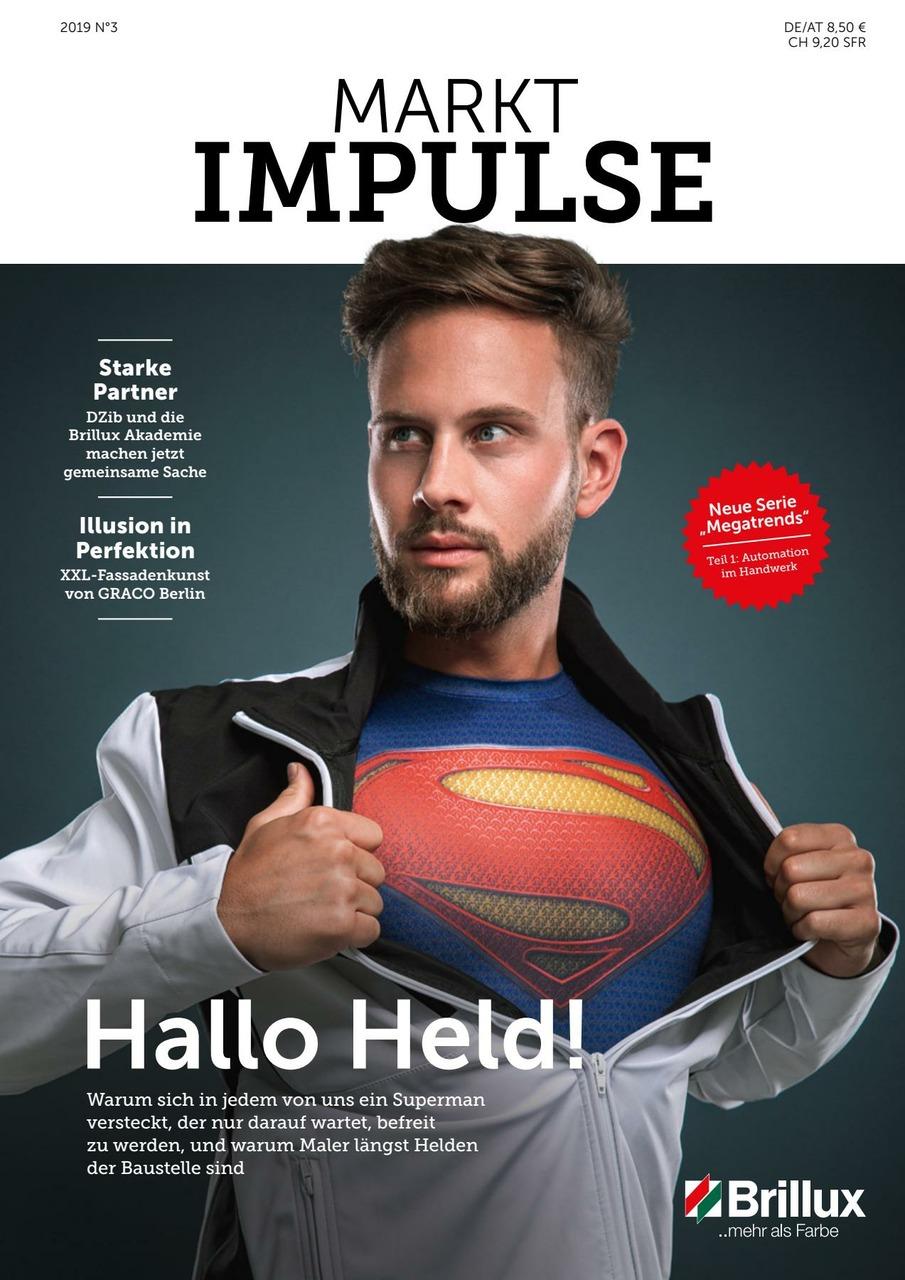 Kunden Magazin 2019/3