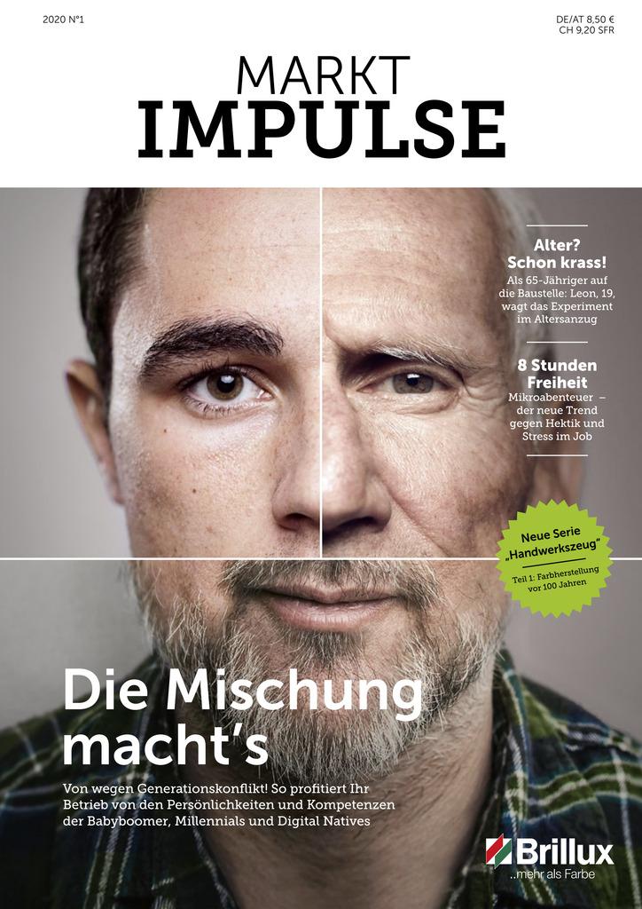 Kunden Magazin 2020/1