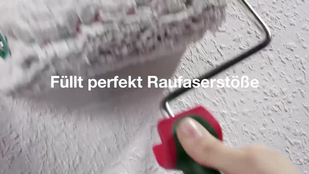 Unsere Raufaser-Farbe Raulan ELF 953 verbindet die besten Eigenschaften von Dolomit Trend ELF 952 und Decolin ELF 955 jetzt in einem Produkt. Und packt noch was oben drauf: Die Brillux Innendispersion für den wirtschaftlichen Raufaseranstrich punktet mit spürbar verbesserten Eigenschaften.  Ob farbig oder als rationeller Renovierungsanstrich – Raulan bietet eine noch leichtere Verarbeitung, eine höhere Deckkraft und zeigt bessere Eigenschaften in Verlauf und Oberflächenoptik.