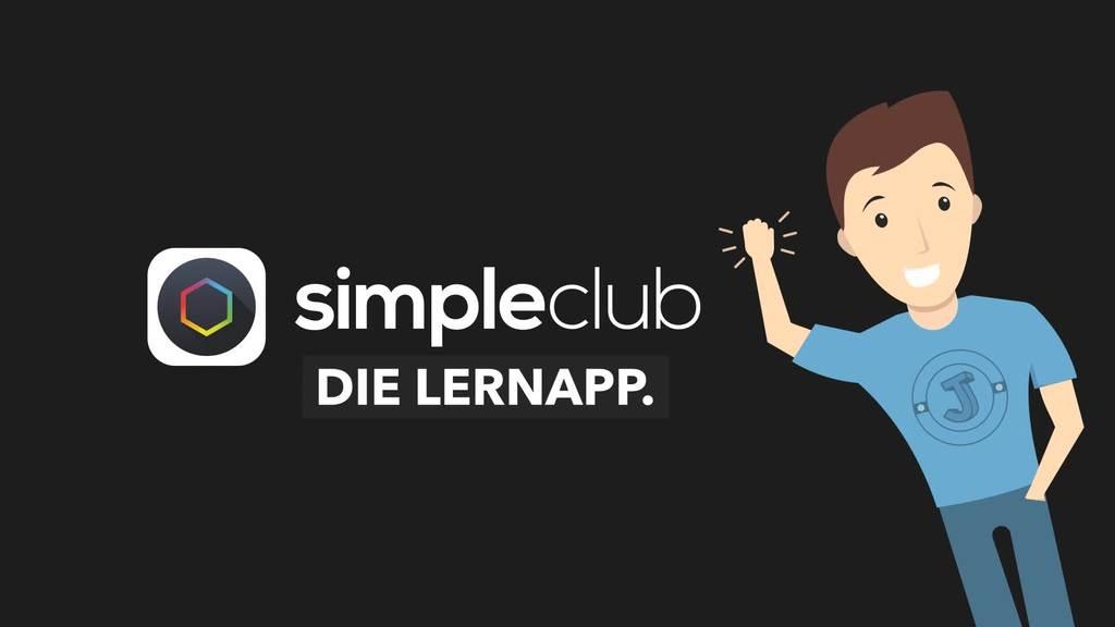In diesem Video wird die Kooperation zwischen der Lernplattform simpleclub und Brillux genauer erklärt.