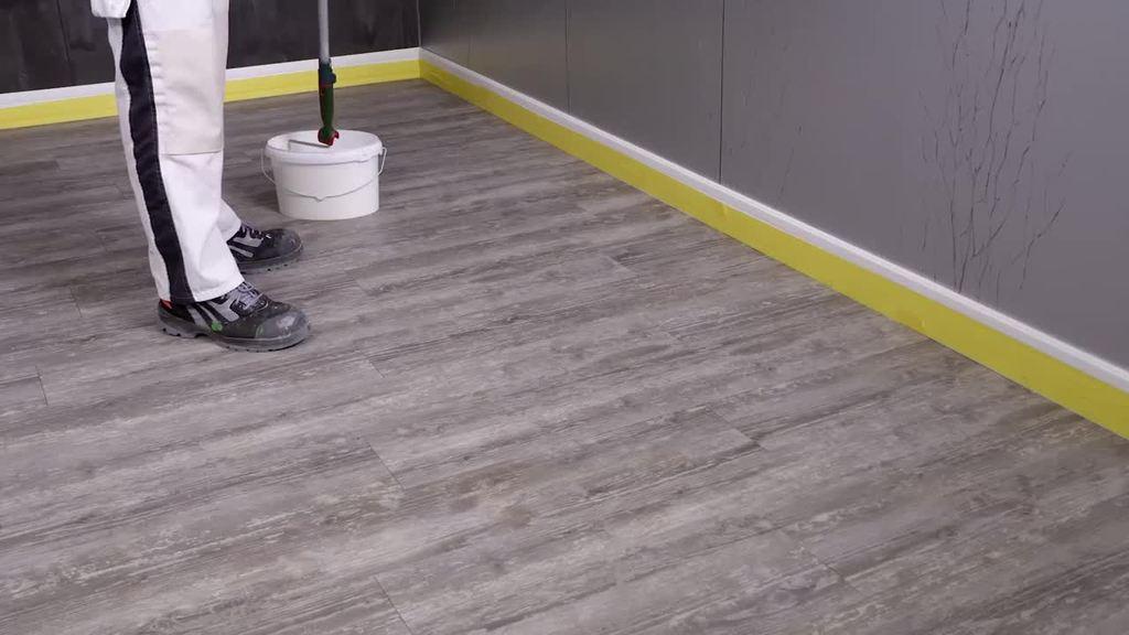 Verwerkingsvideo Floortec 2K-Purolid 876, 877, 878, 879