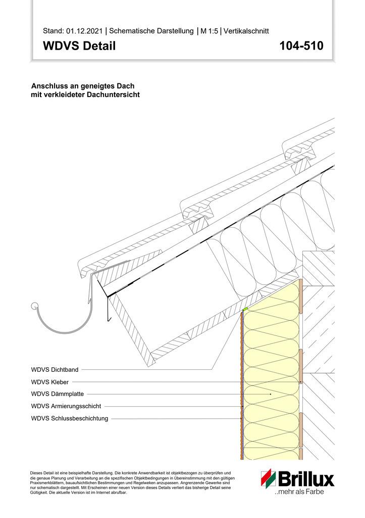 Unterer Systemabschluss an Pultdach -Sockelabschlussprofil-