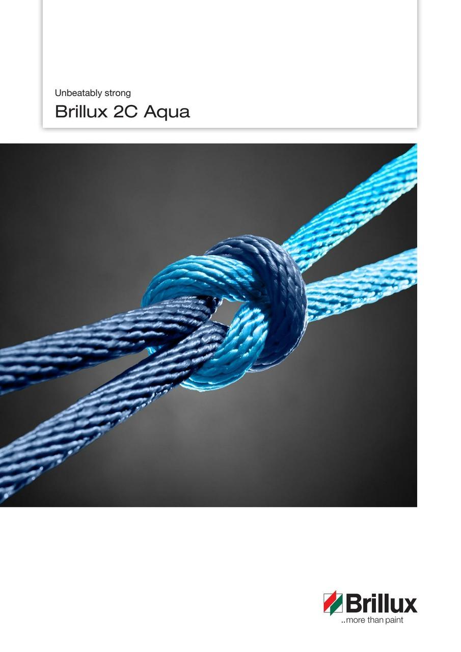 Unbeatably strongBrillux 2C Aqua