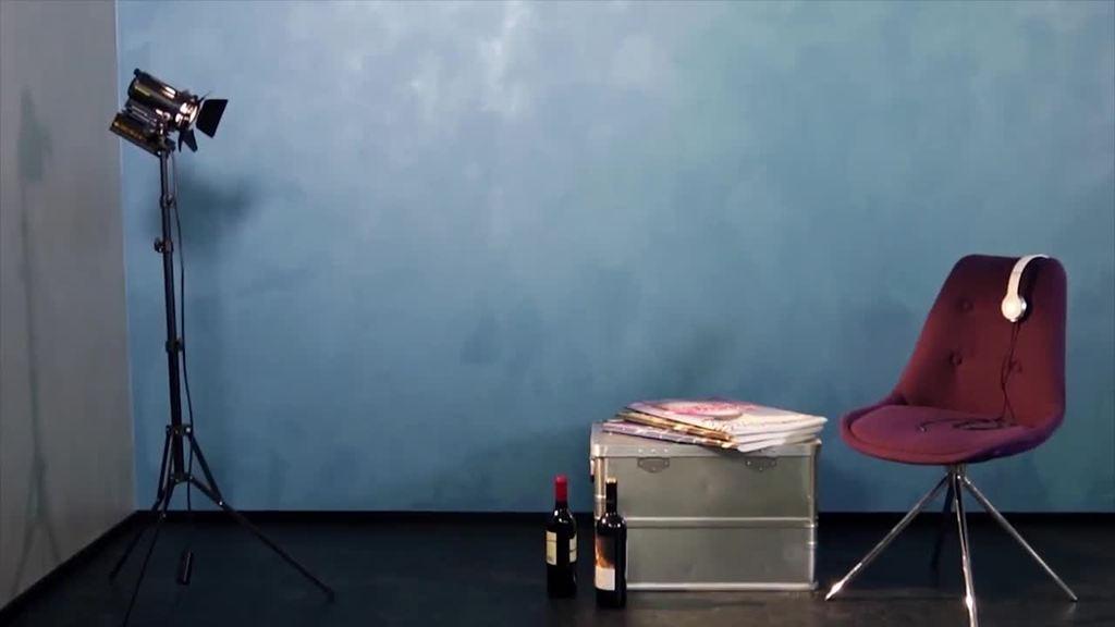 con Creativ Tenero 84 per una superficie liscia, ad effetto seta, con un leggero aspetto metallico