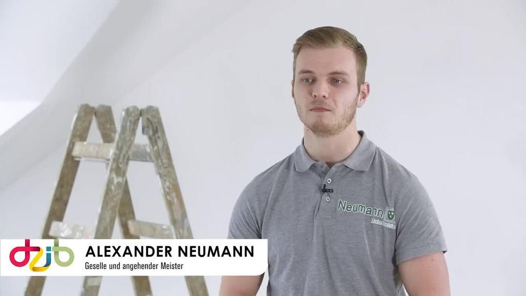 Berufeclip Alex Neumann