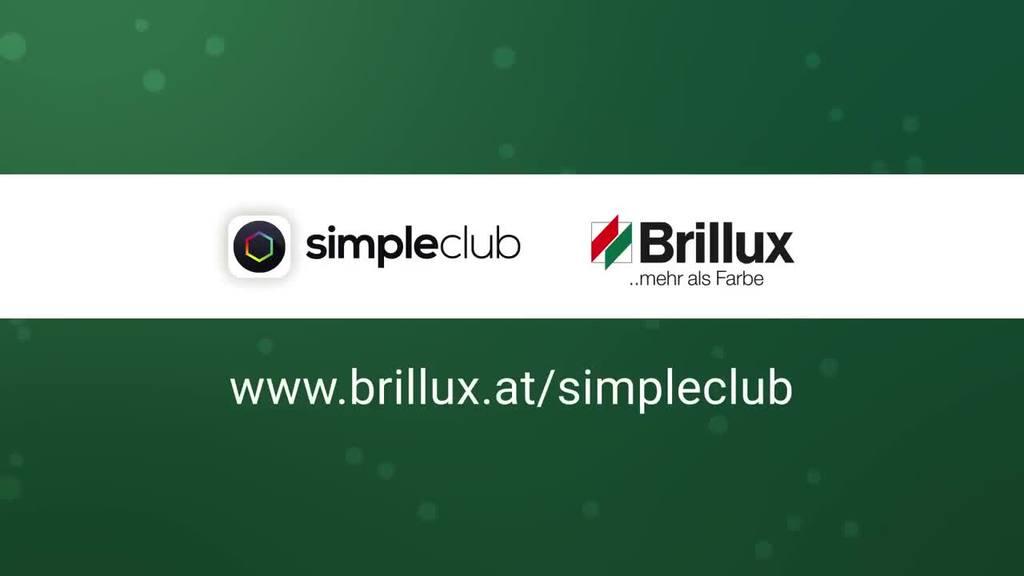 Gemeinsam mit Brillux digitalisiert simpleclub nun auch die Malerlehre. In diesem Video erhalten Sie einen kurzen Einblick in die Lernvideos und bekommen aufgezeigt, wie die Inhalte anschaulich und zielgruppengerecht vermittelt werden.