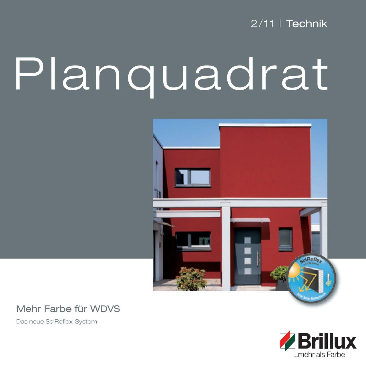 Planquadrat 2011/2