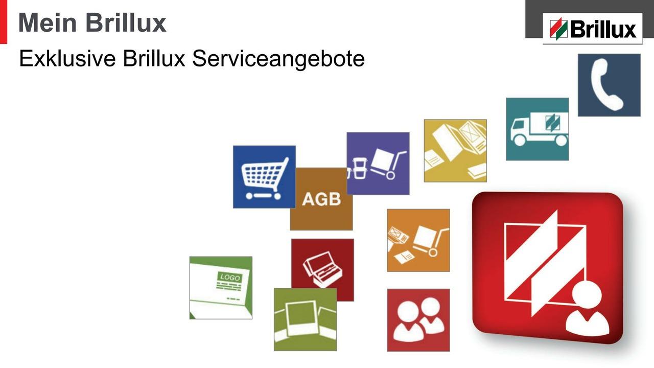 Exklusive Brillux Serviceleistungen