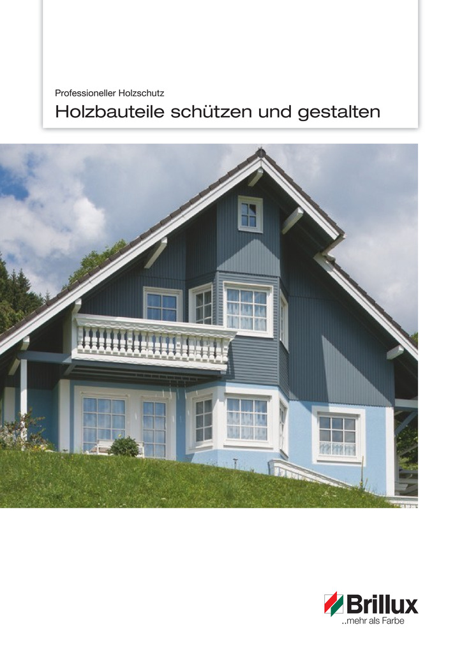 Holzbeschichtungen | Broschüre