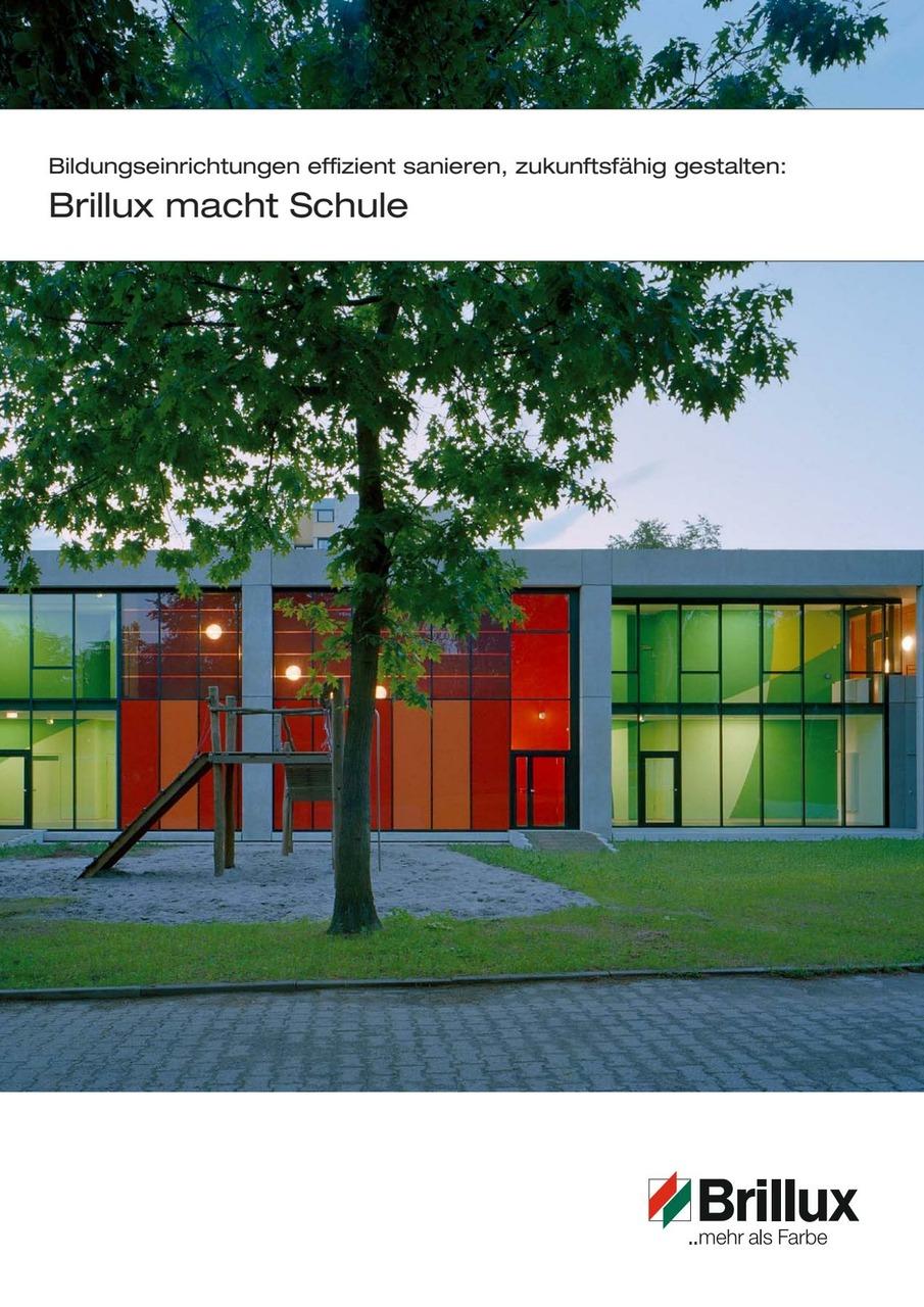 Farbgestaltung Bildungseinrichtung