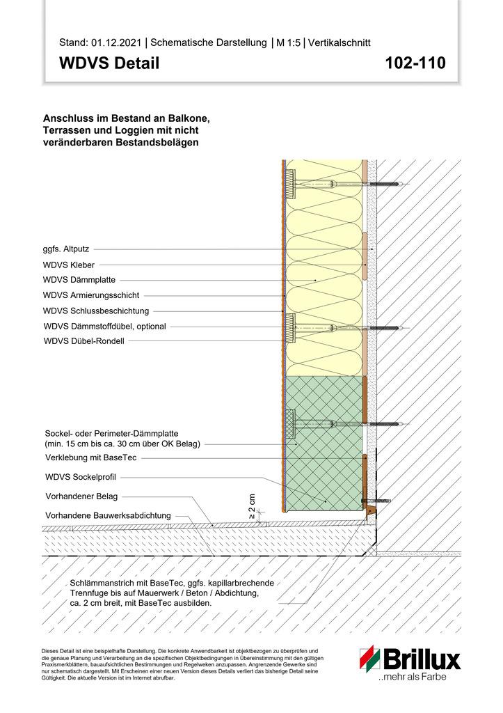 WDVS Detail 2.1.1