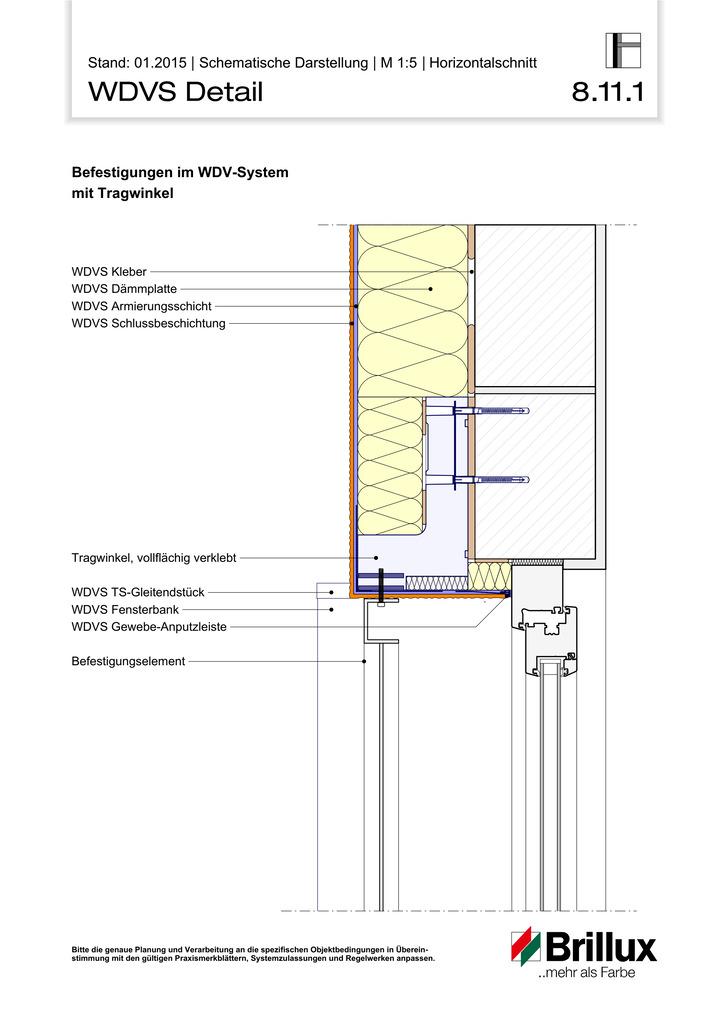 WDVS Detail 8.11.1