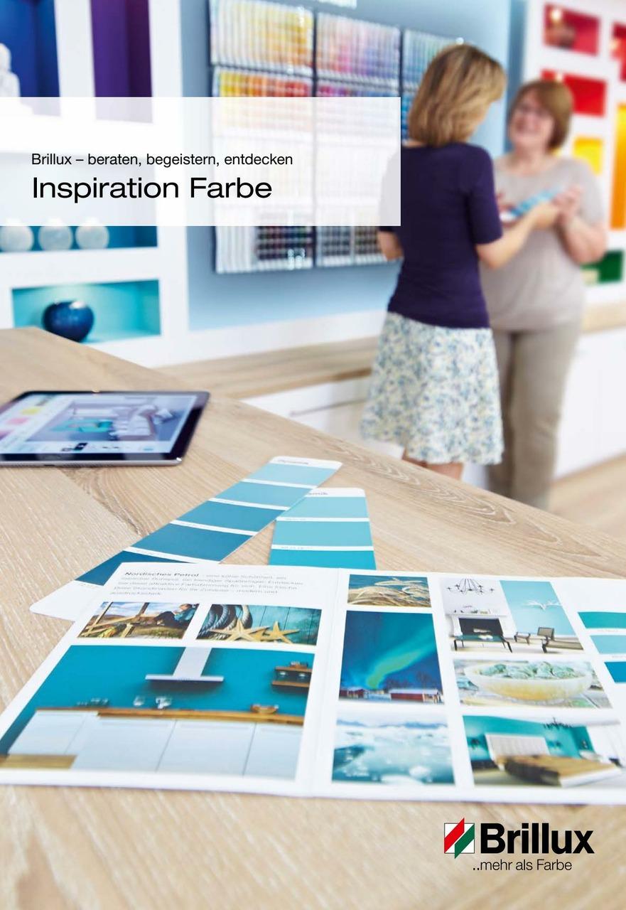 Inspiration Farbe | Prospekt