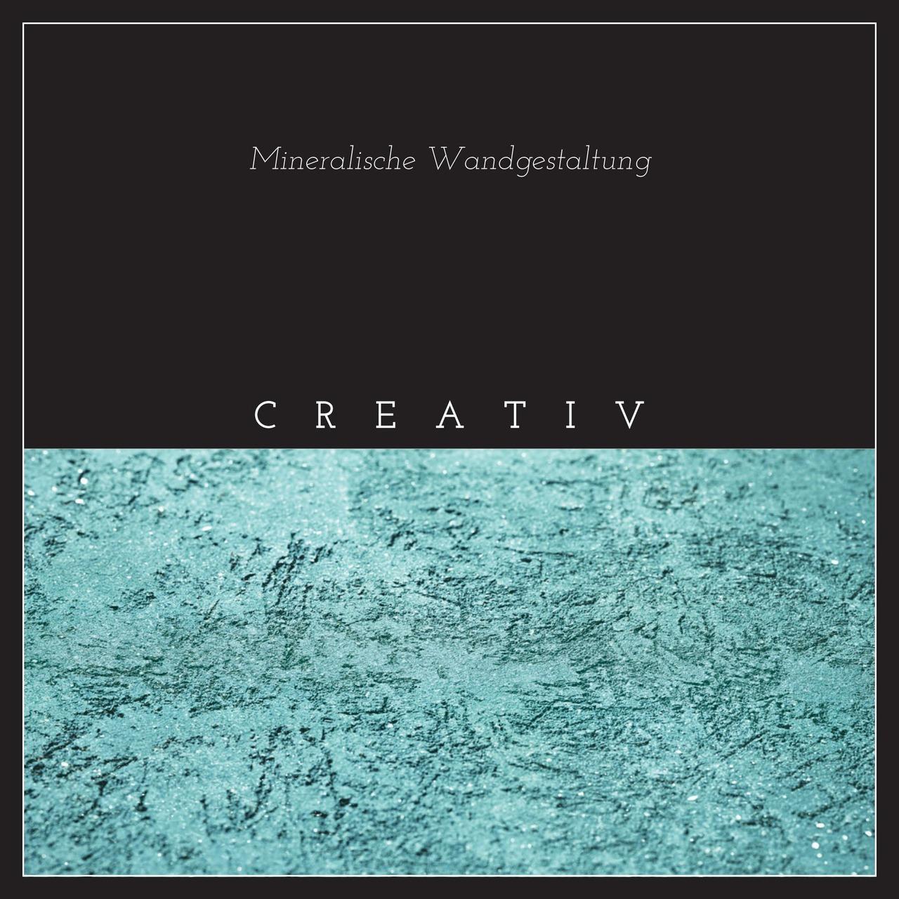 Creativ |Themenheft Mineralische Wandgestaltung