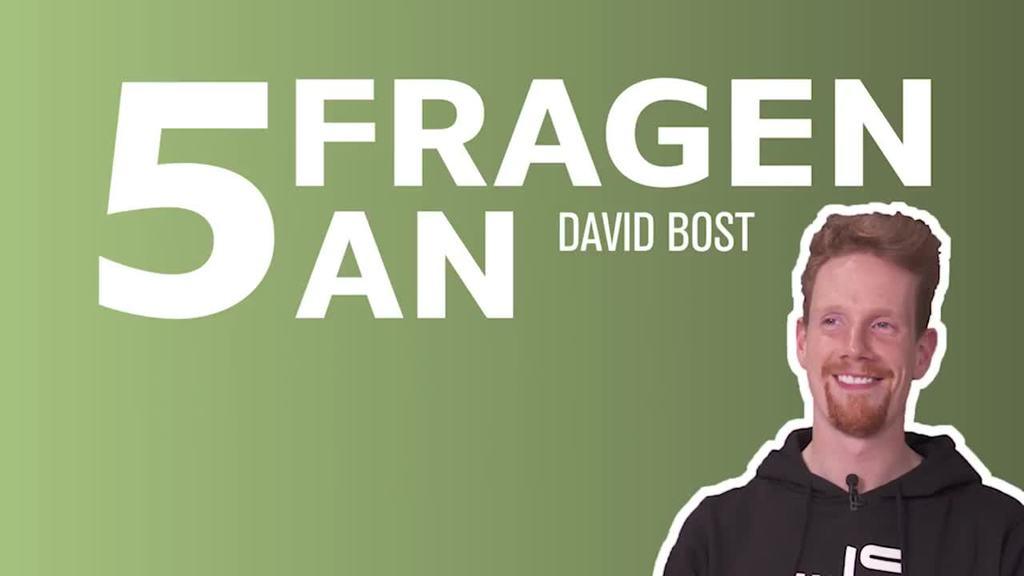 5 Fragen an David Bost: Warum Praxiserfahrung so wichtig ist   Video